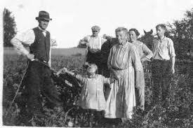 farming family